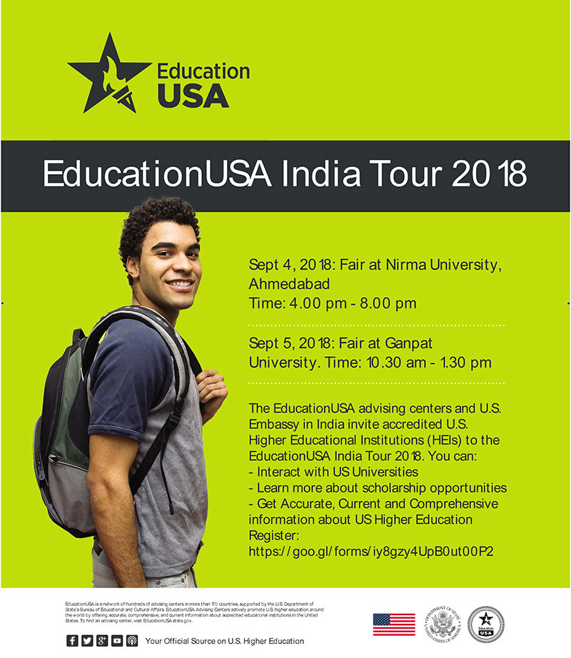 Education USA Tour 2018